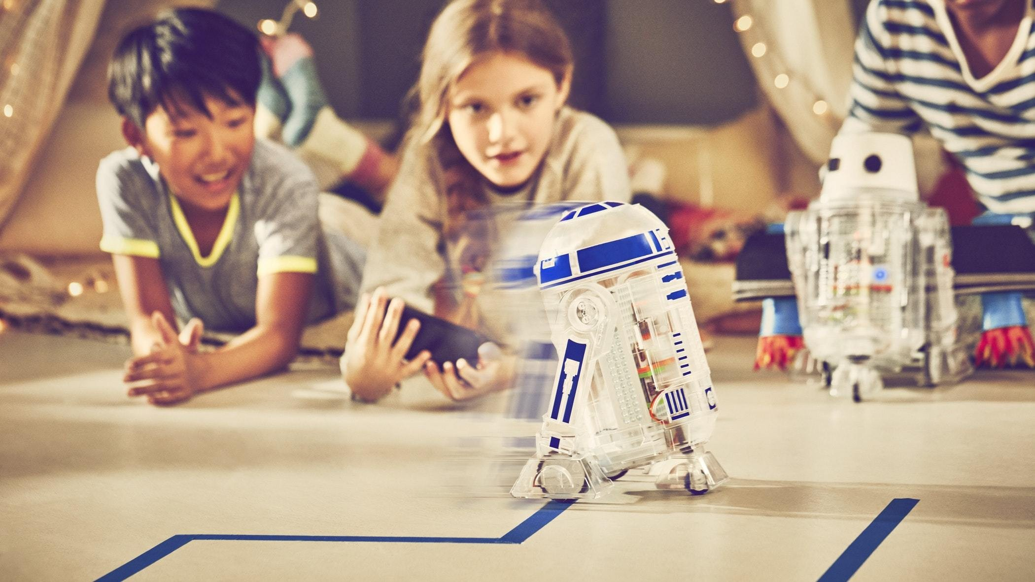 KIT LITTLEBITS DROID INVENTOR
